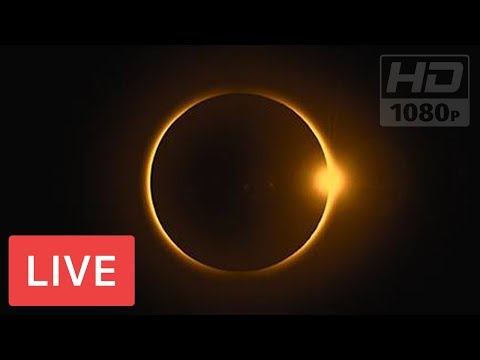 WATCH NOW: ECLIPSE!😎🌒 Total Lunar Eclipse (JULY 2018) NASA TV #Longest eclipse of this century