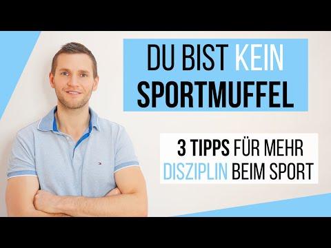 Typ 2 Diabetes - Mehr Disziplin beim Sport !