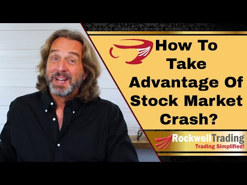 How To Take Advantage Of Stock Market Crash