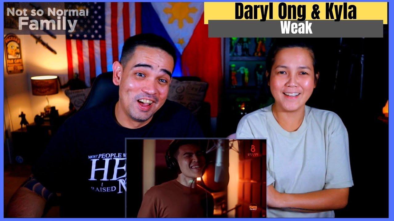 DARYL ONG AND KYLA Perform Weak Filipino American Reaction