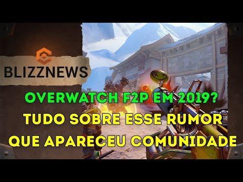 Overwatch Free to Play em 2019?! Tudo sobre essa Notícia que Surgiu thumbnail