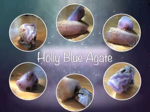 Holly Blue Agate- Lets Talk Stones