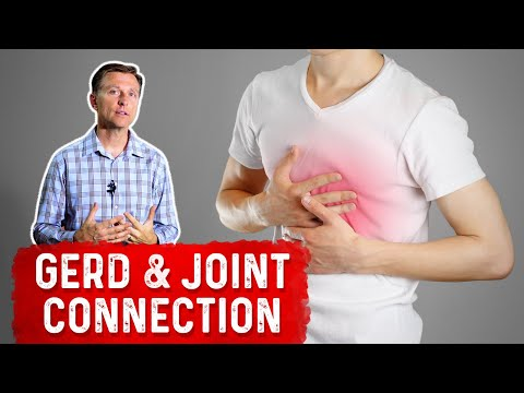 The GERD / Acid Reflux Joint Dysfunction Connection