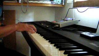佐野元春のアルバムHeartBeatから ピアノの曲 彼女をカバーです。