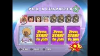 Action Girlz Racing Gameplay