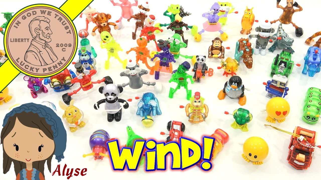 huge wind up toy collection z wind up extravaganza youtube