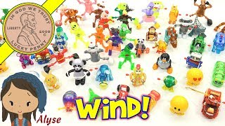 HUGE Wind up Toy Collection - Z Wind Up Extravaganza!