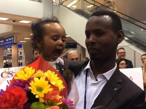 Happy Ending for Somali Refugee Stuck in Limbo