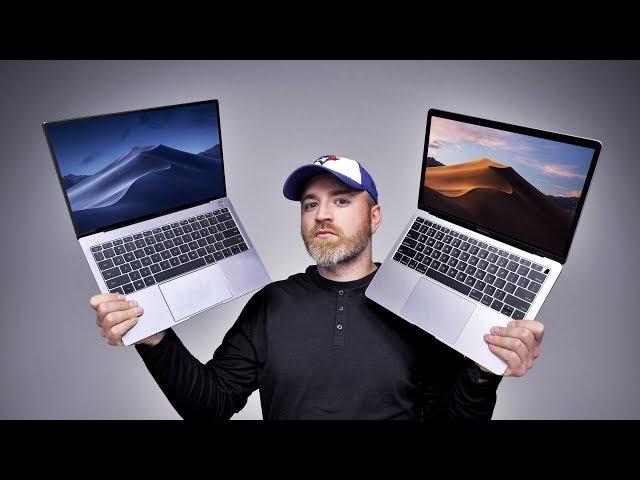 The Huawei Windows MacBook Pro