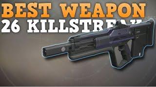 Best gun in the destiny 2 beta: huge killstreak in destiny 2 multiplayer