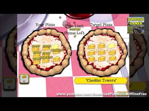 Download & Play game Pizza Frenzy Deluxe free on PC
