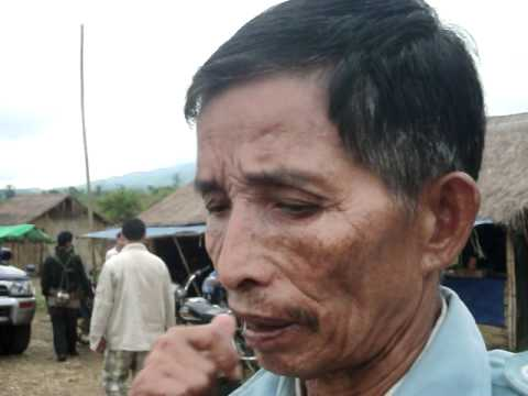 Burma Army's act of Terrorism