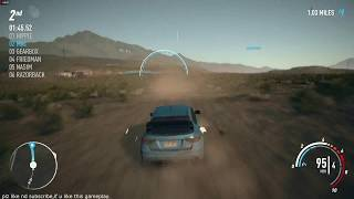 NFS payback [sunstroke offroad] gameplay.