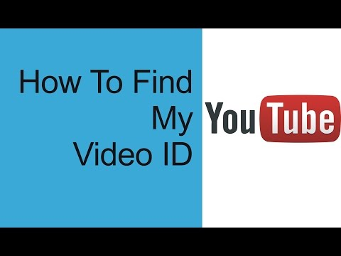 How To Find video ID on YouTube videos