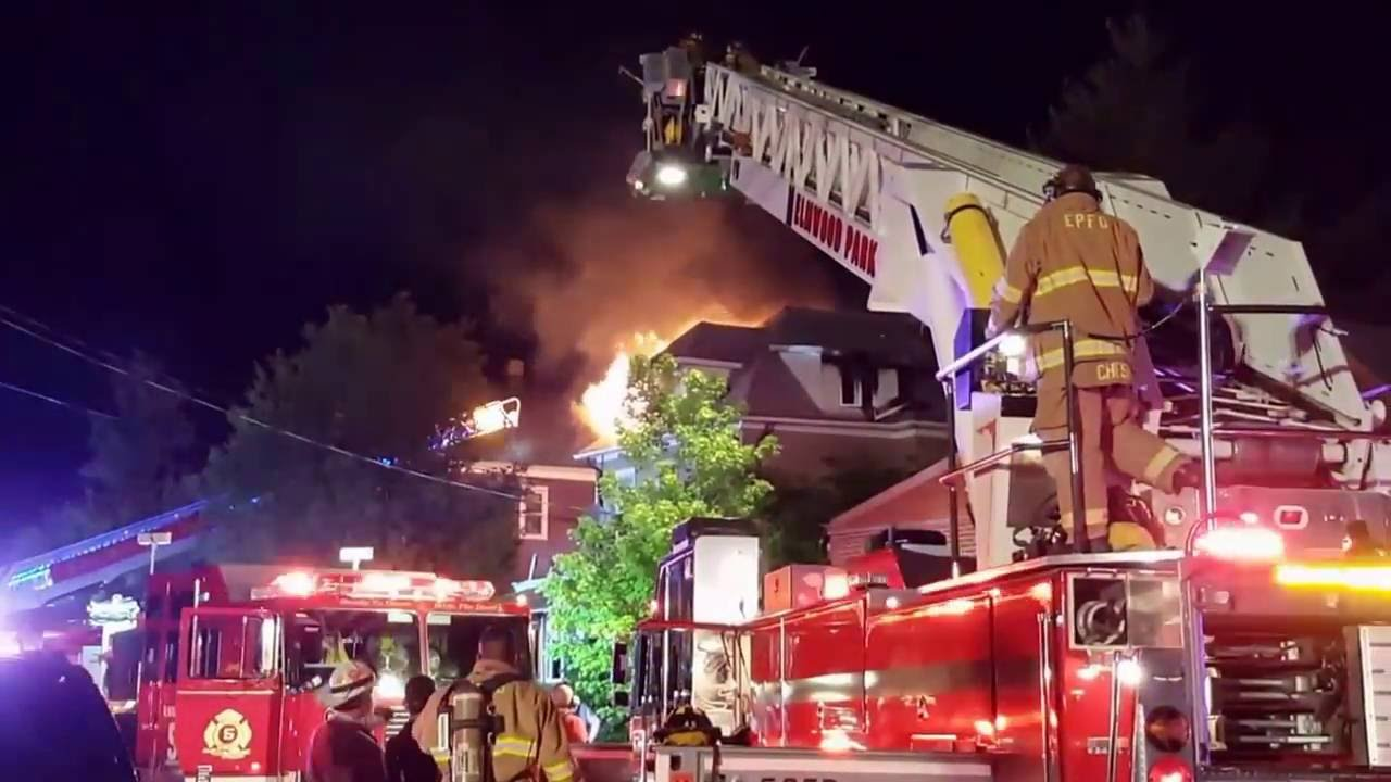 Raw Video Radio Traffic Two Alarm House Fire In Garfield New Jersey With Evacuation Order Statter911