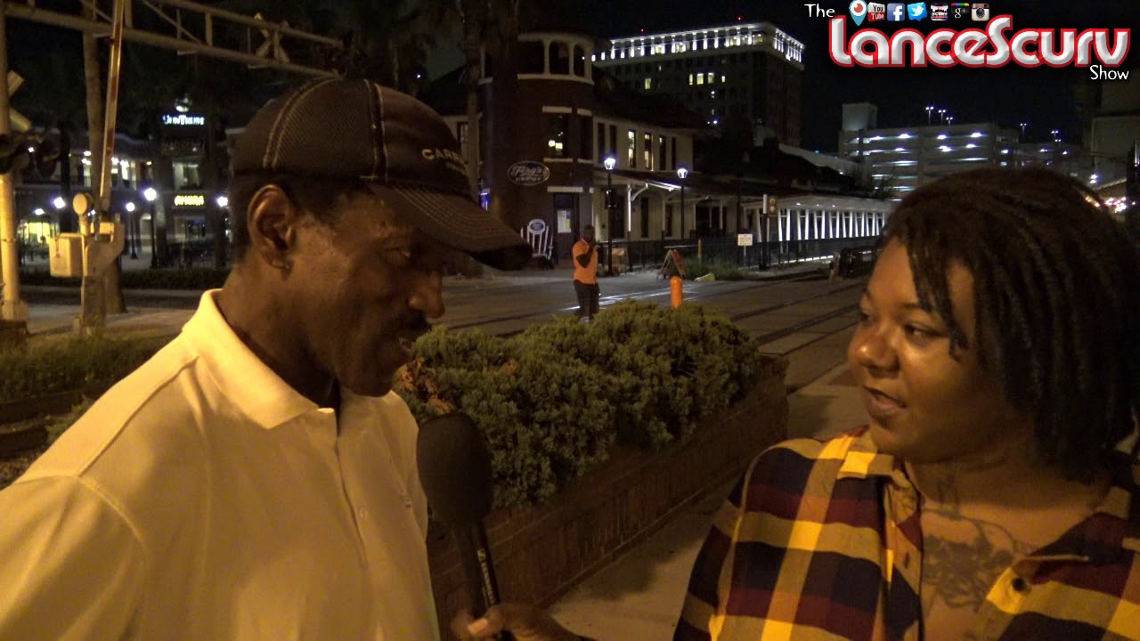 A Positive Late Night Discussion In Downtown Orlando Florida! - The LanceScurv Show