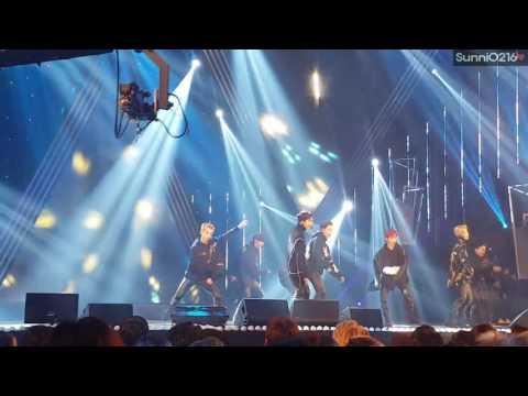 20161116 AAA (Asia Artist Awards) EXO - Lotto (louder)
