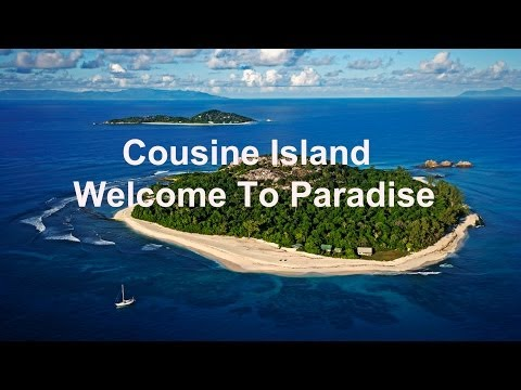 Cousine Island- Seychelles. Welcome to Paradise