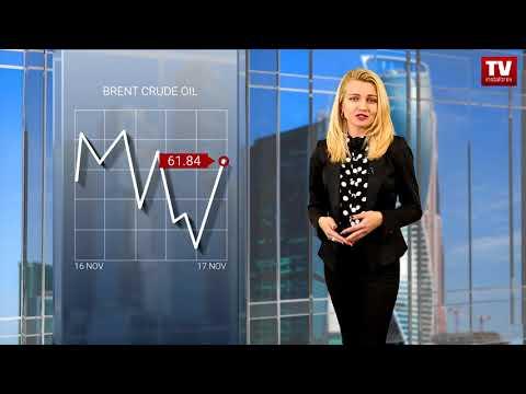Oil edging up ahead of Baker Hughes report  (17.11.2017)