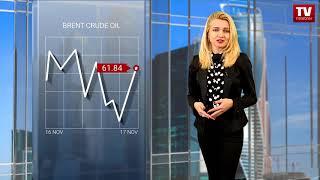 InstaForex tv news: Oil edging up ahead of Baker Hughes report  (17.11.2017)