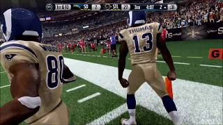 Madden 16 Los Angeles Rams Cookie Dough Color Rush