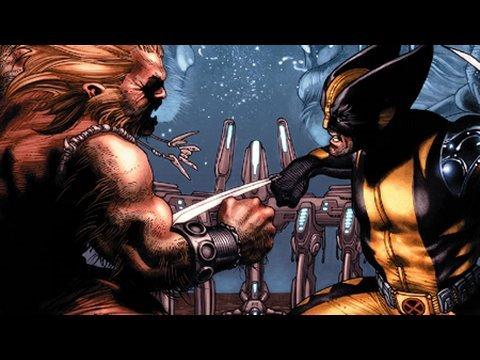 SuperVillain Origins: Sabretooth