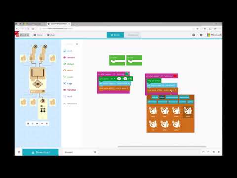 Summer of MakeCode for kids - Microsoft Research