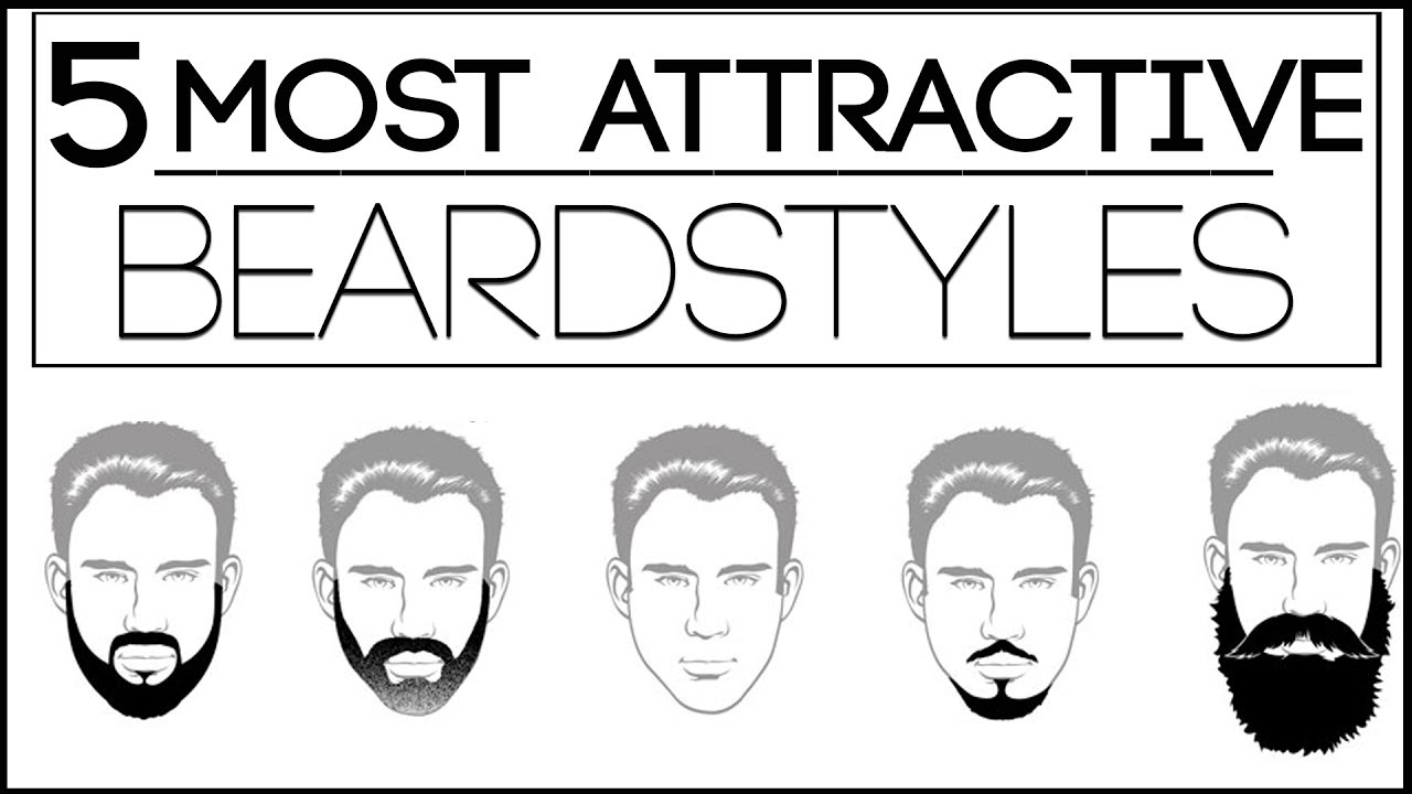 Facial hair styling tips styles