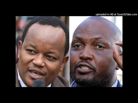 Moses Kuria slams MP, says Mt Kenya will back Ruto in 2022