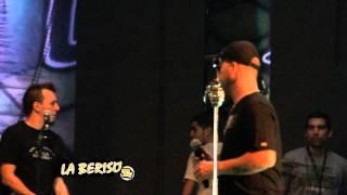 La Beriso en el Estadio Malvinas Argentinas (Al aire libre) - PRUEBA DE SONIDO