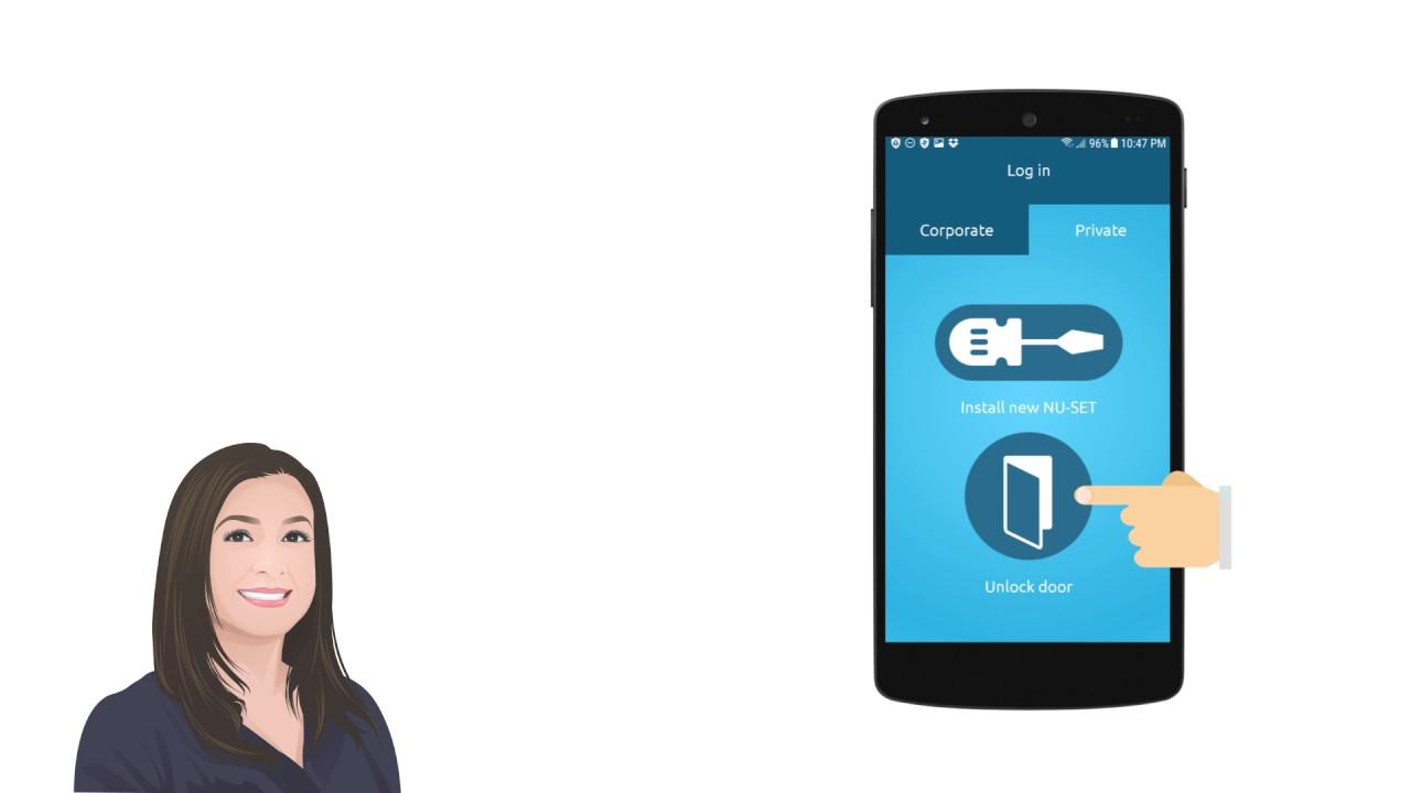 Nu-Set® Smart-Box Series: Bluetooth®|| New User ...