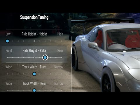 Need For Speed (2015) Ep5 Suspension Tuning Time FINALLY! | SLAPTrain