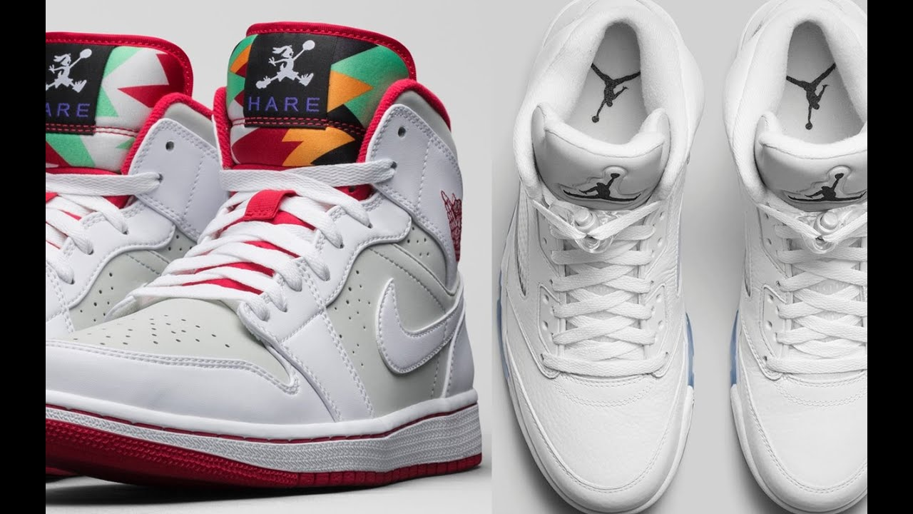 Air Jordan 5 Retro Bas Lapin De Pâques Gg