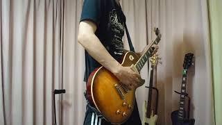 ドラクエ1竜王戦BGMをギターで弾いてみた yossy channel
