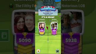 Golf clash tour 12 me vs Zachary Jones