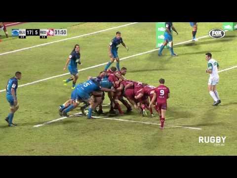 Reds feel the Blues in Samoa