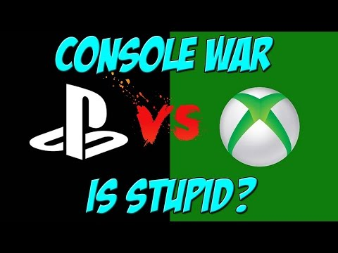 Growing Up Gaming: Console Wars