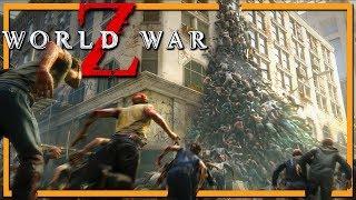 World War Z - Zombie Underground Nightmare | World War Z Gameplay