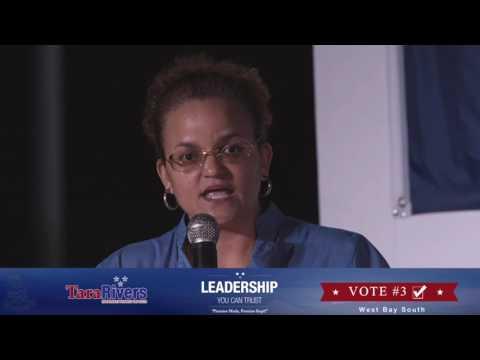 Tara Rivers: Leadership you can Trust