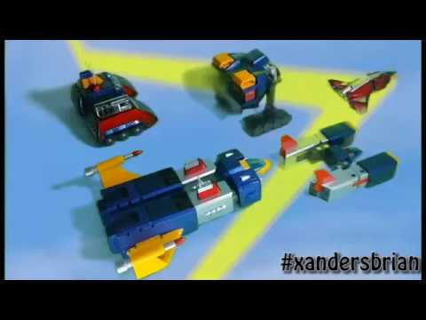 Voltes V Tagalog Opening Theme