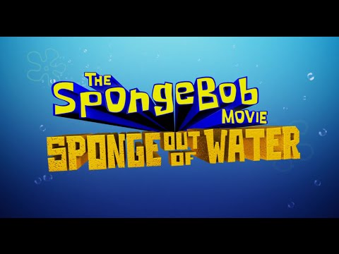 The SpongeBob SquarePants Movie 2: Sponge Out of Water - Official Trailer (2015)
