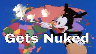 Yakko's World but every country which currently holds nuclear weapo...