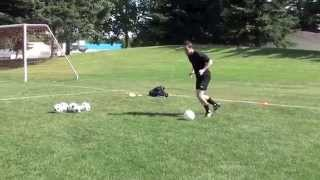 Lionel Messi - How to play like messi tutorial - lionel messi skills tutorial