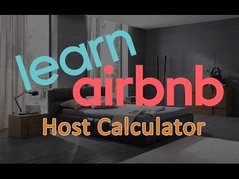 Airbnb Host Calculator - What can you earn with Airbnb?