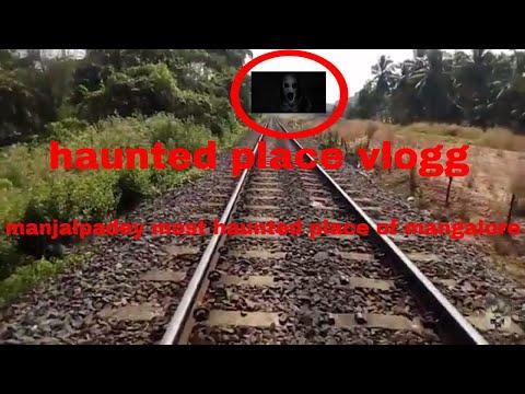 Haunted Place Ride |haunted Vlogg |manjalpadey Mangalore