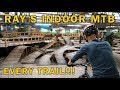 Full Tour of Ray's Indoor MTB Park Cleveland, Ohio