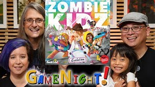 Zombie Kidz Evolution - GameNight! Se7 Ep35