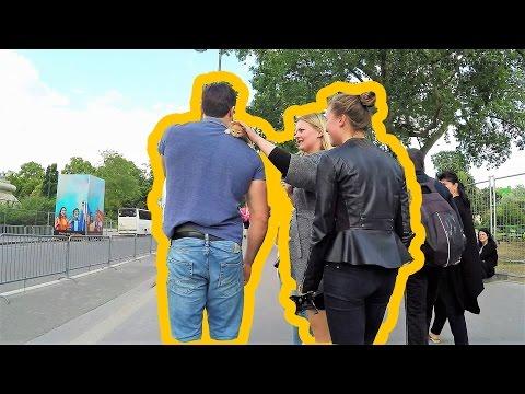 Marcher Avec Un Chaton A Paris  | Walk With A Kitten (Social Experiment) IbraTV