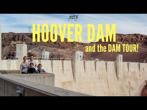 Visiting Hoover Dam and the Dam tour!