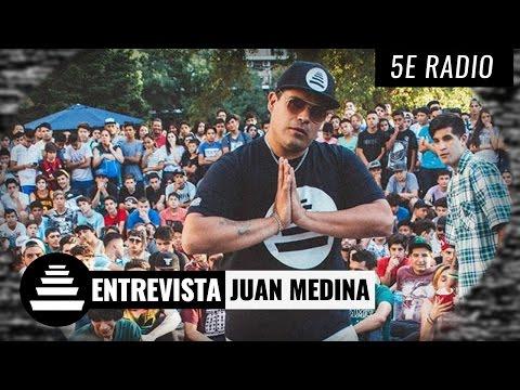 JUAN MEDINA / Entrevista - El Quinto Escalón Radio